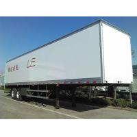 Buy cheap Two axle carriage semi-trailer from wholesalers