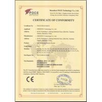 Shenzhen Freefeet Technology Co., Ltd. Certifications