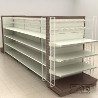 Wholesale supermarket rack / Heavy supermarket shelf from china suppliers