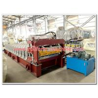 Wholesale Aluminium Step Tile Roofing Sheet Making Machine /Long Span and Steptile Aluminium Roofing Sheets Corrugating Machine from china suppliers