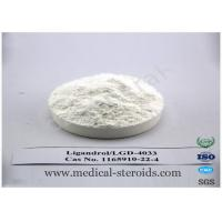 Wholesale Pharmaceutical SARMs Raw Powder Lgd-4033 ,  Ligandrol For Bulking up from china suppliers