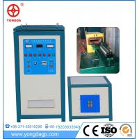 IGBT high frequency induction heating automatic hot forging machine