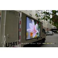 Wholesale High Brightness Truck Mounted Led Display / Ledscreen Light Weight from china suppliers