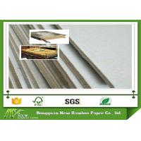Wholesale Arch File / Notebook Cover Anti-Curl grade A Grey Book Binding Board Paper Sheet from china suppliers