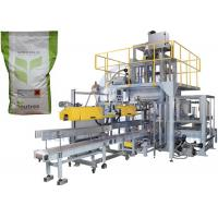 China Compact Powder Packaging Equipment For Feed Enzymes / Food Grade Enzyme Preparation on sale