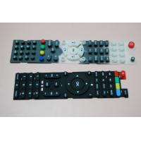 Wholesale Eco Friendly Conductive Silicone Rubber Keypad Waterproof With Remote Control from china suppliers