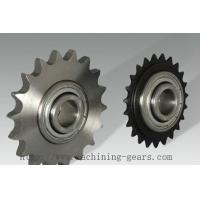 Wholesale Harvester Quenching Chain Sprocket Wheel With Blackened Technique Hole from china suppliers