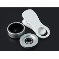 Wholesale Durable Mobile Phone Fisheye Lens For IPhone / Samsung OEM Acceptable from china suppliers