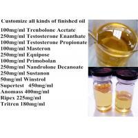 is tren acetate oil based