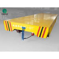 Wholesale AC cable drum Automatic railway flat vehicle for heavy cargo carrier industry transport from china suppliers