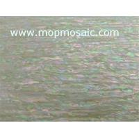 Buy cheap Korean abalone shell laminate from wholesalers