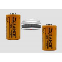Wholesale CR2 CR15270 800mAh Li-MnO2 Battery for Smoke detectors Non-Rechargeable from china suppliers