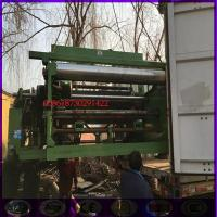 Wholesale Stainless steel big wire window screen weaving machine from china suppliers
