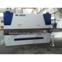 Wholesale 125 Ton Electro CNC Hydraulic Press Brake Machinery Delem Control from china suppliers