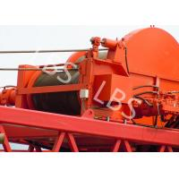Quality Low Energy Consumption Offshore Marine Tow Winch mm - 190mm Wire Diameter for sale