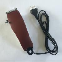 Wholesale Red Home Pet Grooming Clipper Cat Hair Trimmer 2500rpm Speed ABS POM Material from china suppliers