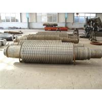 Wholesale Industrial Aluminum Rolling Tube Mill Rolls With High Hardness Diameter 450 - 800mm from china suppliers