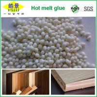 Wholesale Anti-Aging White Round Granule No Drawing Hot Melt Adhesive For Edge Banding Industry from china suppliers