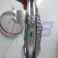 Buy cheap Headlight Protectors stainless Steel Mesh 220mm from wholesalers