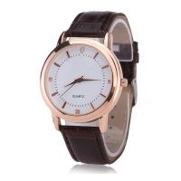 Wholesale Customized Logo Ladies Fashion Watches , Classic Ladies Watches With Brown / Black Strap from china suppliers