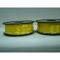 Quality Like silk filament, Polymer Composites 3d Printer filament . for sale
