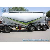 Wholesale Tri - Axle Lifting Tandem Axle Utility Trailer 52 KL Capacity from china suppliers
