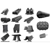 Wholesale French Warships Rubber Elements Marine Rubber Fender for Dock , CCS ISO 17357 from china suppliers