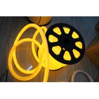 Quality hot sale 360degree building yellow 110v pvc neon flex lights for building for sale