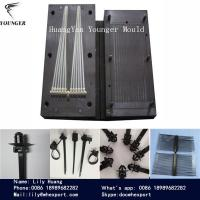 Buy cheap screw type nylon cable zip tie mould for automotive auto car  use from wholesalers