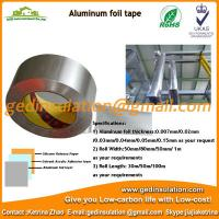 Wholesale Widely use Aluminum foil insulation waterproof tape from china suppliers