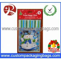Wholesale Recyclable Plastic Treat Bags Die Cut Handle Moisture-Proof For Store from china suppliers