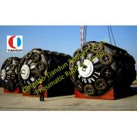 Wholesale Pneumatic Foam Filled Fenders , Air Inflatable Boat Fenders from china suppliers