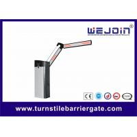 Wholesale Effective Traffic Control Barrier Gate Arm In 1.5 / 3 / 6 Seconds Running Time from china suppliers