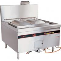 Wholesale Commercial Natural Gas Rice Roll Steamer / Cooking Steamer 96kw For Restaurant from china suppliers