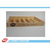 Wholesale Wood Countertop Display For Promotion  from china suppliers