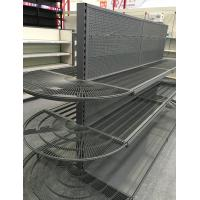 Wholesale Supermarket / Grocery Store Display Racks Half Round End Cap Unit Shelf from china suppliers