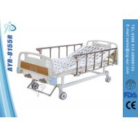 Wholesale Aluminum Side Rails Manual Hospital Bed Center Locking Castors from china suppliers