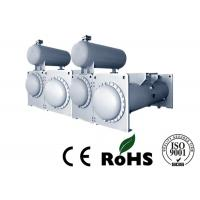 Buy cheap Condensing Unit Flooded Heat Exchanger , Shell And Tube Evaporator R410A Refrigerant from wholesalers