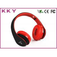 Wholesale Noise Reduction Bluetooth Headset , Pc Bluetooth Headset 5V Input Power from china suppliers