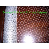 Wholesale Galvanised Steel Expanded Metal Sheet Perforated For Air Filter , 30m Roll from china suppliers