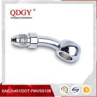 Wholesale qdgy steel material chromed plated coating 10MM (3/8) BANJO BOLT - 35 degree from china suppliers