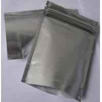 Wholesale Plastic Ziplock Mylar Food Storage Bags , Stand Up Resealable Pouches from china suppliers