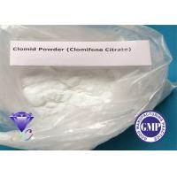 Wholesale 50-41-9 Weight Loss Steroids For Muscle Gain Clomid Clomifene Citrate from china suppliers