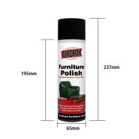 Wholesale Household Care Anti Static 500ml Furniture Polish Spray from china suppliers
