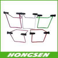 Quality Bike display rack with steel material rod bike parking rack for sale