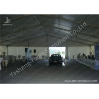 Wholesale 20x25M Car Show Outdoor Exhibition Tents , Luxury Custom Canopy Tents from china suppliers