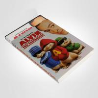 Wholesale with Sliding,Alvin and the Chipmunks dvd,disney movie wholesale from china suppliers