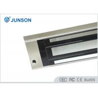 Wholesale Door Electromagnetic Lock with Anodized aluminum Surface finishing , 12V / 24V Power from china suppliers