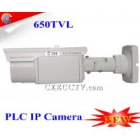 Quality 650TVL, HD High Speed Power Line Camera PLC IP Camera Villa Monitoring System CEE-PLC-16 for sale