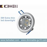 Wholesale 5 Watt Led Downlight Angle Adjustable , High Lumen Lextar 5630 Chips from china suppliers
